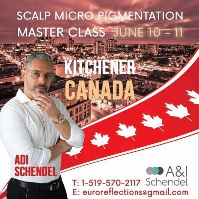 Scalp Micro-pigmentation master course