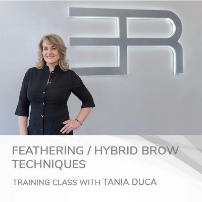 feathering hybrid brow techniques training course